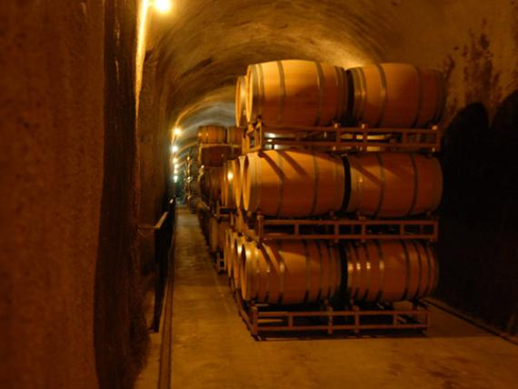 Caves - Barrel Stacking